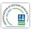 Certificazione ISO2001 DNV