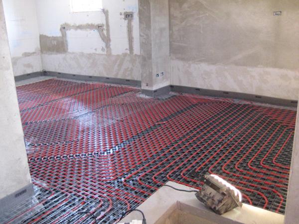 Impianti di riscaldamento a pavimento gruppo melina